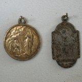 Medallas religiosas 50x150x40cm - Alfredo Eandrade