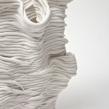 Untitled (detail)  Porcelain. - Alfredo Eandrade
